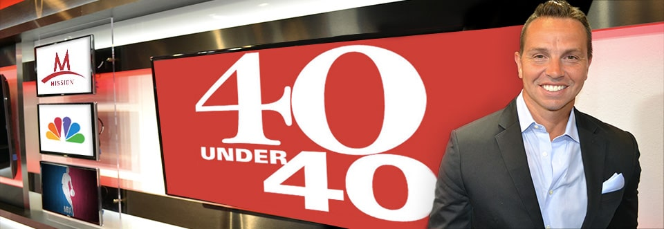 Mark French Forbes 40 Under 40